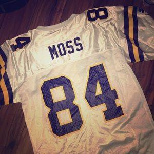 Moss jersey